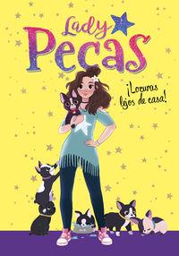 Lady Pecas 1 - ¡locuras Lejos De Casa! - Lady Pecas