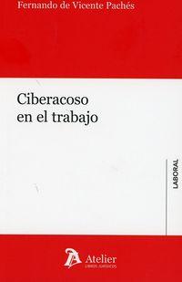 CIBERACOSO EN EL TRABAJO