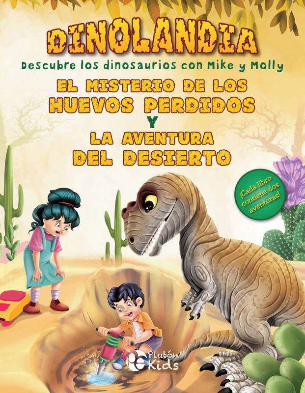 Dinolandia - El Misterio Y La Aventura - Aa. Vv.