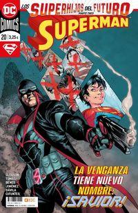 SUPERMAN 75 / 20 (RENACIMIENTO)