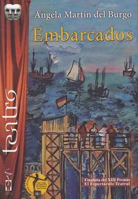 Embarcados - Angela Martin Del Burgo