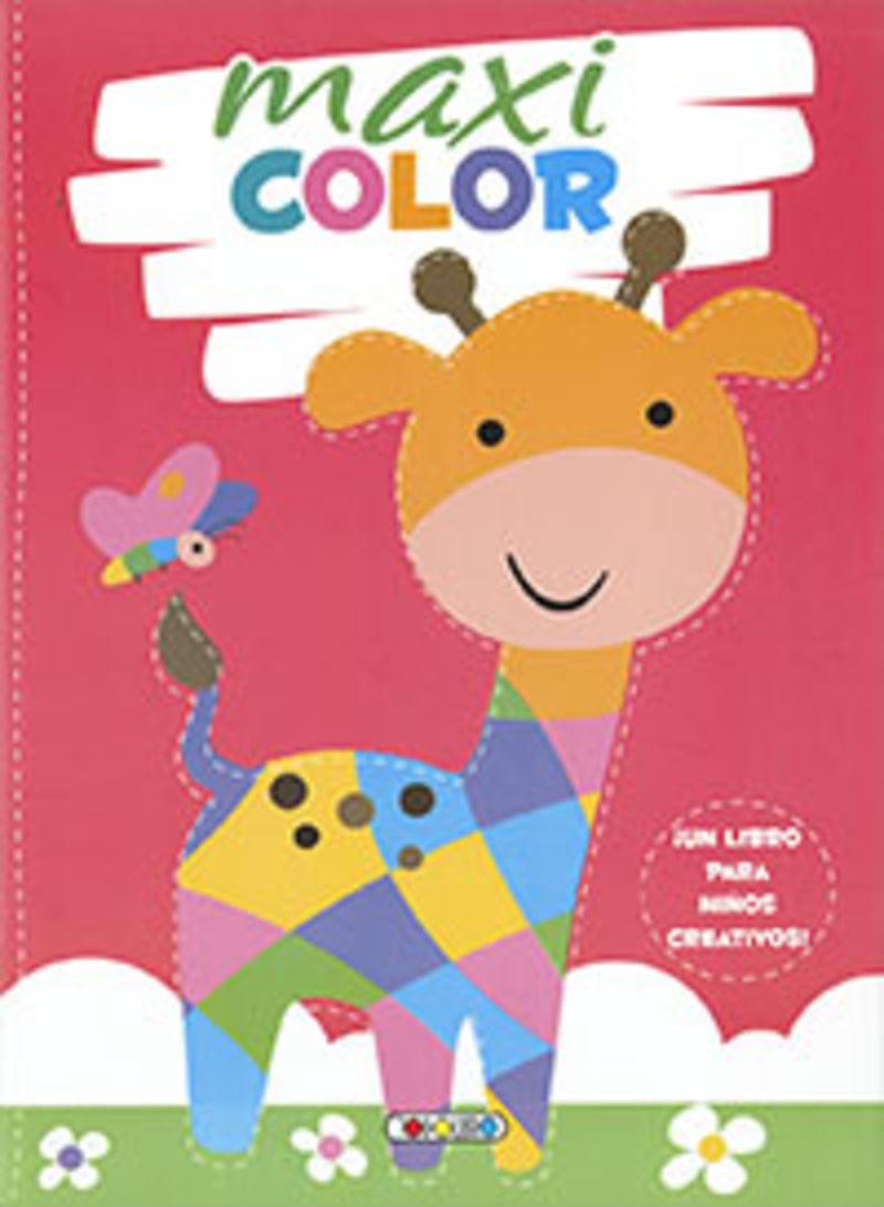 Maxi Color (5023-001) - Aa. Vv.