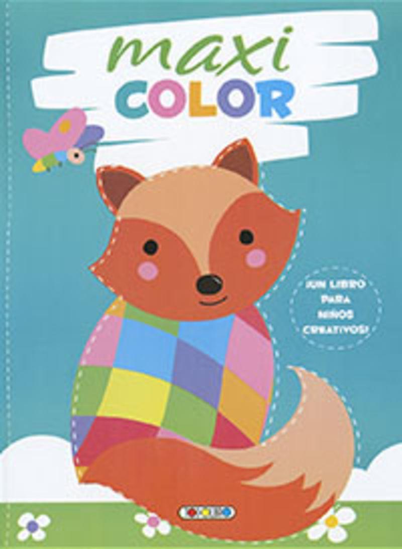 Maxi Color (5023-003) - Aa. Vv.