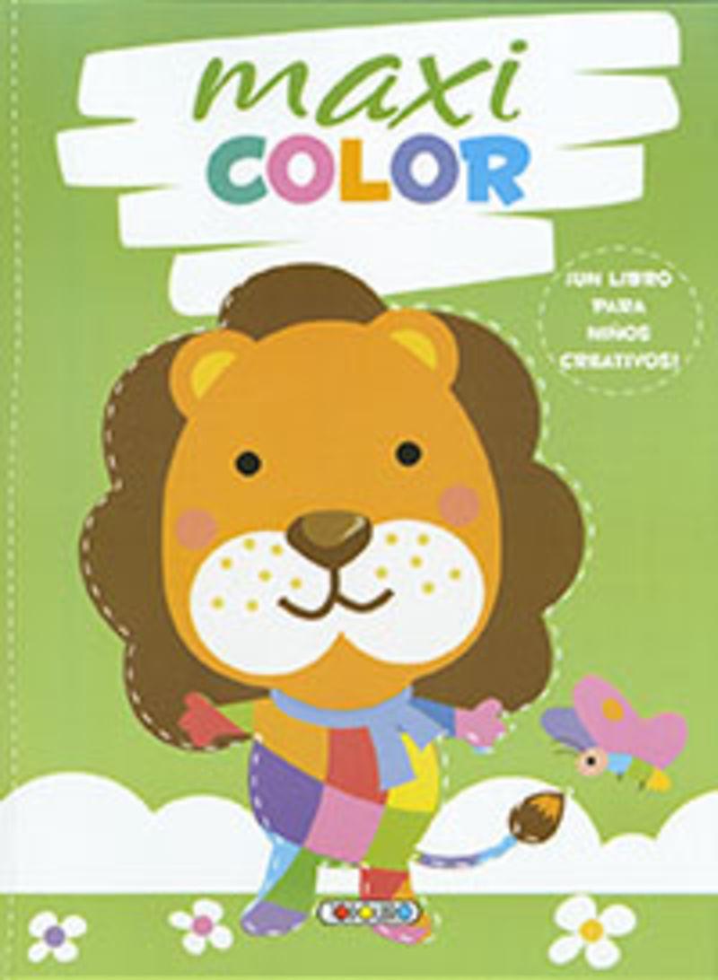 Maxi Color (5023-004) - Aa. Vv.