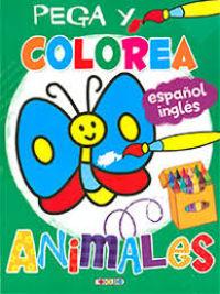 PEGA Y COLOREA ANIMALES (5024-002)
