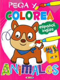 PEGA Y COLOREA ANIMALES (5024-004)