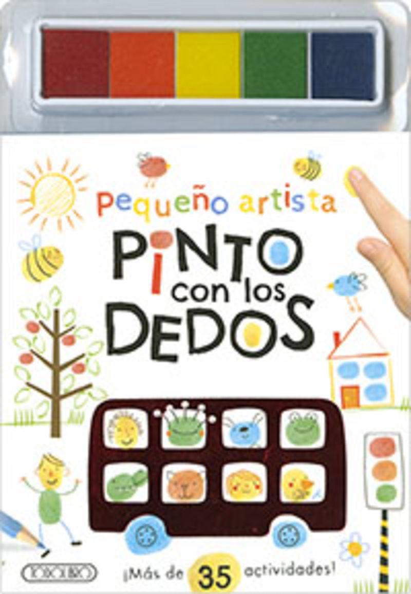 PEQUEÑO ARTISTA - PINTA CON LOS DEDOS