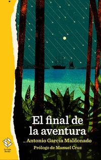 FINAL DE LA AVENTURA, EL