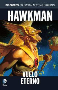 HAWKMAN - VUELO ETERNO