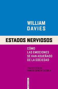 Estados Nerviosos - William Davies