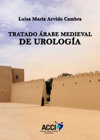 TRATADO ARABE MEDIEVAL DE UROLOGIA
