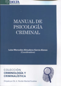 Manual De Psicologia Criminal - Luisa Almudena