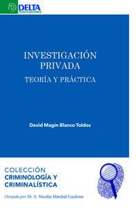 INVESTIGACION PRIVADA TEORIA Y PRACTICA