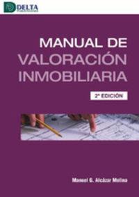 (2 ED) MANUAL DE VALORACION INMOBILIARIA