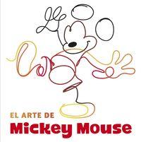 El arte de mickey mouse - Aa. Vv.