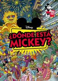 Mickey Mouse - ¿donde Esta Mickey? - Aa. Vv.