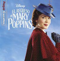 Regreso De Mary Poppins, El - Pequecuentos - Aa. Vv.