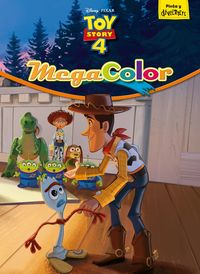 TOY STORY 4 - MEGACOLOR