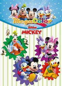 Casa De Mickey Mouse, La - Megacolor - Aa. Vv.