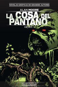 COLECCION VERTIGO 30 - LA COSA DEL PANTANO DE ALAN MOORE 2