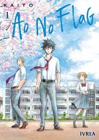 Ao No Flag 1 - Kaito