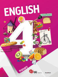 LH 4 - EKI - ENGLISH 4 (PACK)