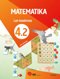 Lh 4 - Eki - Matematika 4 Lan Koad 4-2 - Batzuk