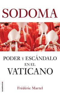 SODOMA - PODER Y ESCANDALO EN EL VATICANO