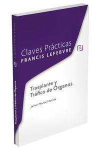 CLAVES PRACTICAS TRASPLANTE Y TRAFICO DE ORGANOS