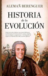 historia de la evolucion - Alemañ Berenguer