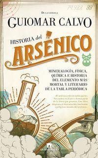 historia del arsenico - Guiomar Calvo Sevillano