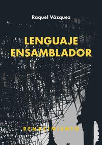 Lenguaje Ensamblador - Raquel Vazquez