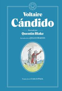 candido - Voltaire / Quentin Blake (il. )