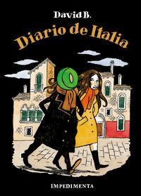 Diario De Italia - DAVID B.