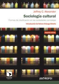 (2 ED) SOCIOLOGIA CULTURAL