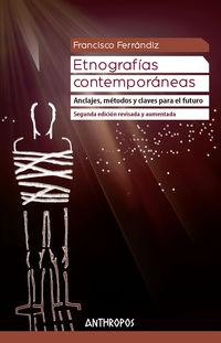 (2 ED) ETNOGRAFIAS CONTEMPORANEAS (ED. REVISADA Y AUMENTADA)
