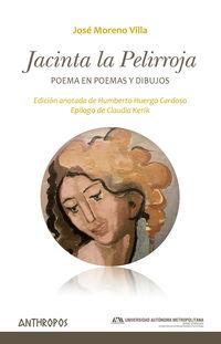 jacinta la pelirroja - Humberto Huergo Cardoso