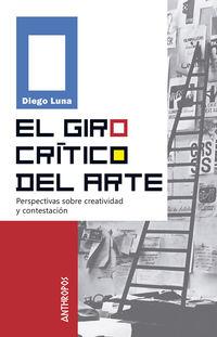 EL GIRO CRITICO DEL ARTE