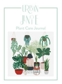 URBAN JUNGLE - PLANT CARE JOURNAL