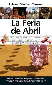 La feria del abril - Antonio Sanchez Carrasco