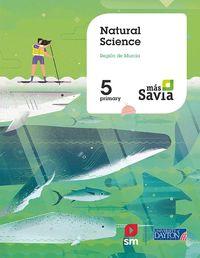 EP 5 - NATURAL SCIENCE (MUR) - MAS SAVIA