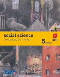 EP 5 - SOCIAL SCIENCE (MAD) - SAVIA