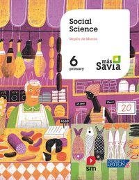 EP 6 - SOCIAL SCIENCE (MUR) - MAS SAVIA