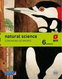 EP 6 - NATURAL SCIENCE (MAD) - SAVIA