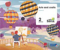 EP 2 - ARTS AND CRAFTS (AND) - MAS SAVIA