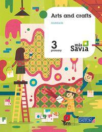 Ep 3 - Arts And Crafts (and) - Mas Savia - Aa. Vv.