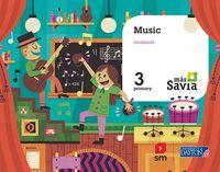 EP 3 - MUSIC (AND) - MAS SAVIA