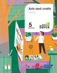 Ep 5 - Arts And Crafts (and) - Mas Savia - Aa. Vv.