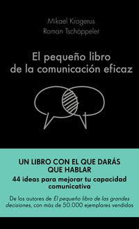 PEQUEÑO LIBRO DE LA COMUNICACION EFICAZ, EL