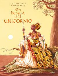 EN BUSCA DEL UNICORNIO (INTEGRAL)